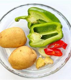 吃土豆好处多 六种食物千万不能一起吃