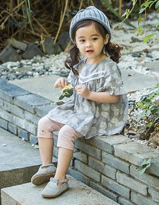 安米莉Amilris:儿童的棉麻艺术!