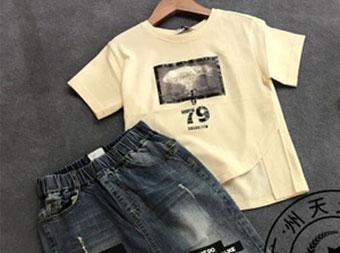 天天向上——把对球赛的热情都藏在儿子T恤里