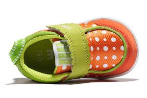 童鞋指南 如何为宝宝选对一双称心如意的鞋呢?