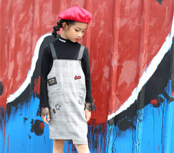孩子秋季穿搭哪一种款式比较好看?教你搭配出下一个奇迹!
