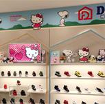 Snoopy Hello Kitty博仕屋童品集成店开业大吉