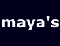 mayas:个性品位设计,高质量出品!