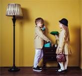 带来新的童装体验 哈吉斯童装伴你同行