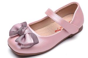 女童时尚甜心公主鞋 舒适又时髦!