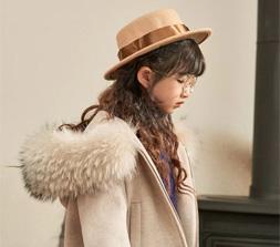 萌娃洋气小外套 既要保暖也要时尚