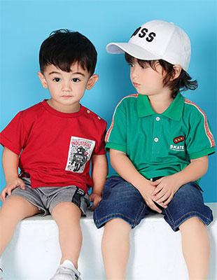 波波龙:亲和而不失个性的童装品牌