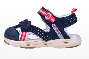 健康舒适学步鞋 让小脚丫健康成长