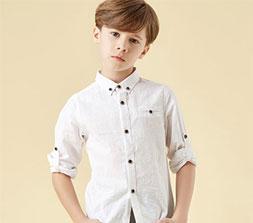 春季男童时尚穿搭 英俊绅士有态度