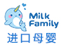 Milk Family:�M口母�脒B�i品牌