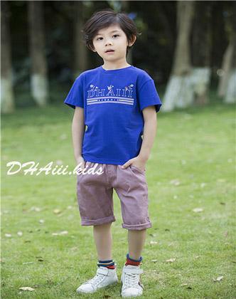 DHAiii.kids童装品牌2019春夏新品 等你来购买!