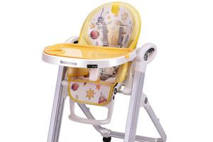 多功能儿童餐椅 让家中宝贝快乐进餐
