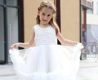 凡兜女童�B衣裙 做��美美的小仙女
