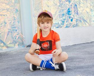 欧布豆男童夏季新品 让宝贝穿出不一样的时尚感