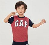 Gap品牌童�b舒�m有��性 孩子穿搭不用愁