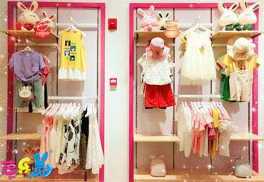 现在开童装品牌店大概花费多少资金?