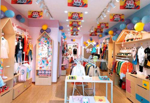 童装店持续盈利秘诀:选择一个好货源
