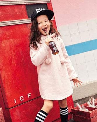 旺遍四季的童装店 原来是这个品牌