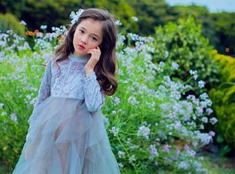 宝儿宝告诉你公主在冬天为什么喜欢穿裙子