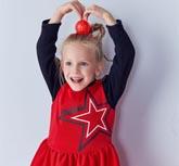 小鲨诺拉祝宝贝圣诞快乐 圣诞礼物请查收!