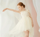 给你无畏的爱 一件公主裙的无畏里程