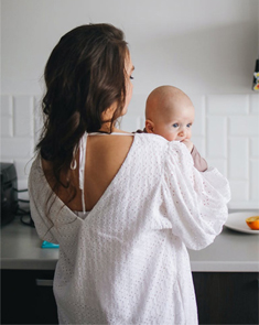 给自己一些关爱 哺乳期乳房护理知识