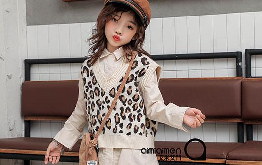 艾米艾门:打造时尚童装模范品牌