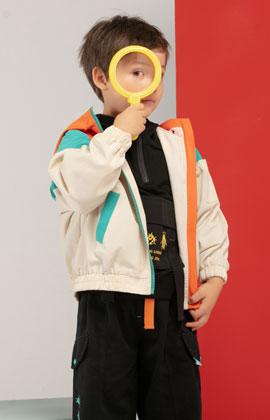 BBCQ kids:年轻时尚休尚潮童品牌