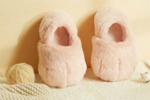 萌系可爱棉拖 给予孩子自然的舒适与温暖