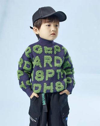 宝贝传奇:打底衫――毛衣 冬季穿搭必入款式
