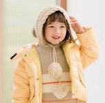 拾恩初保暖外套 寒冷的天气温暖你的心窝!