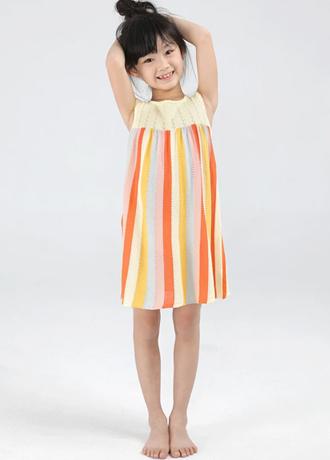 穿上Knit Planet夏季新品 一起感受美好的夏天吧