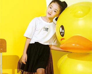 LT DUCK小黄鸭时尚单品 描绘夏季的色彩
