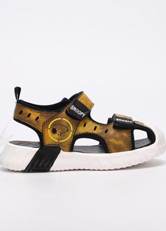 史努比时尚凉鞋 酷boy们不可缺少的单品!