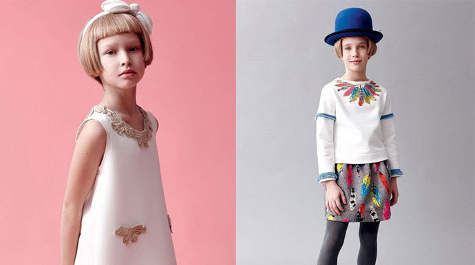 ISLAND KIDS2017春夏新品 为你打造颜值最高的青梅竹马