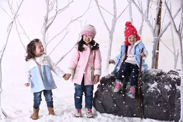 WISEMI威斯米2015冬季童装