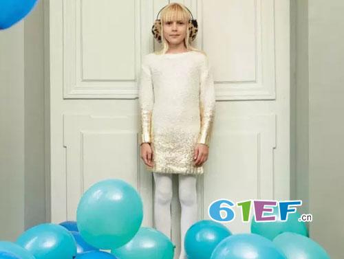 拥抱纯粹的浪漫 Derhy Kids秋冬季童装带你走进最美的世界
