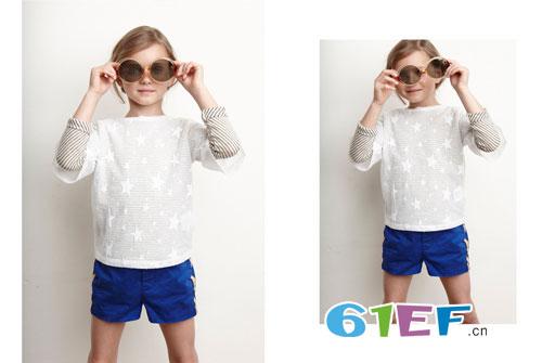 复古与实用浸染最精良的品质:比利时Bellerose 发布2016年春夏季童装