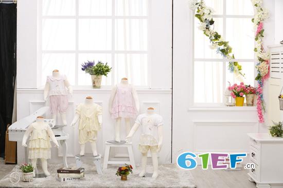 """爸爸妈妈赶紧挑选一件""""贝贝利安""""童装 让孩子穿衣多样化!"""