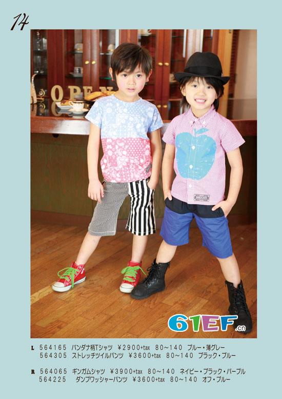 六一儿童节!Schnee童装给一个色彩缤纷的夏季