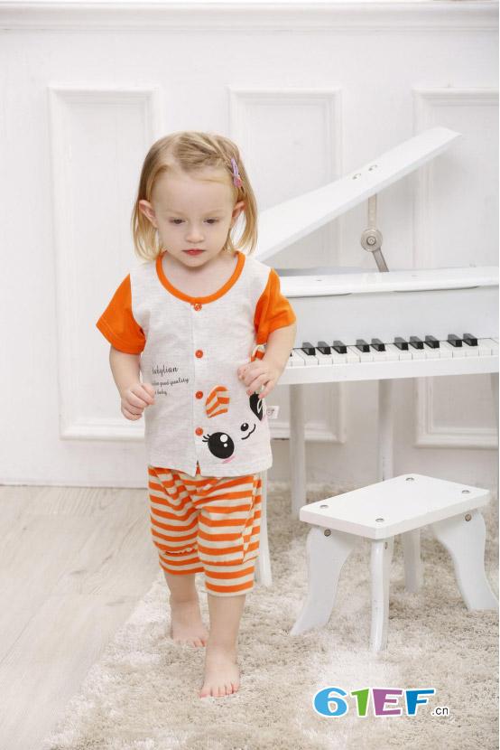 贝贝利安可爱童装 为家庭带来满满的幸福感