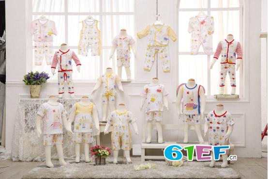 这个夏天父母表达爱的方式 就是为孩子准备贝贝利安舒适服装