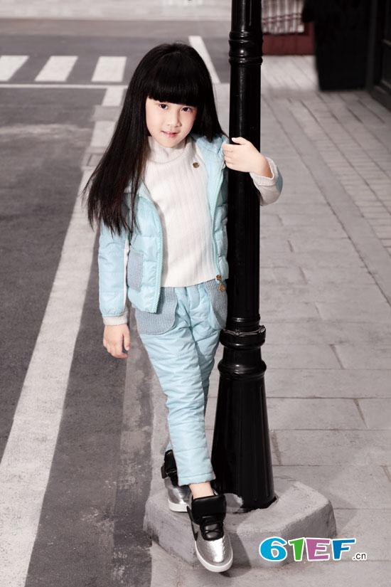 暖暖的时尚  让韩维妮童装来征服宝贝的心思