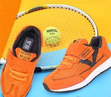 早晨舒适健康童鞋 打造特色产品脚型鞋