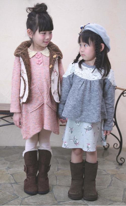 """让孩子刷爆朋友圈?""""Barock、Schnee""""为小公主精心打扮"""