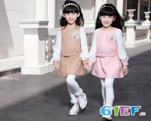 韩维妮童装品牌    遇见最可爱的宝贝