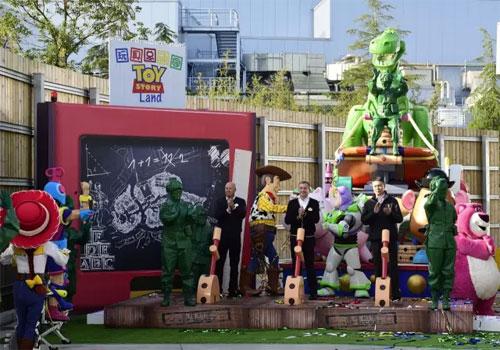 """上海迪士尼乐园将新增全新园区""""玩具总动园""""!"""