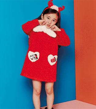 MiniPeace:圣诞老爷爷送给小朋友的新衣服快来领取吧!