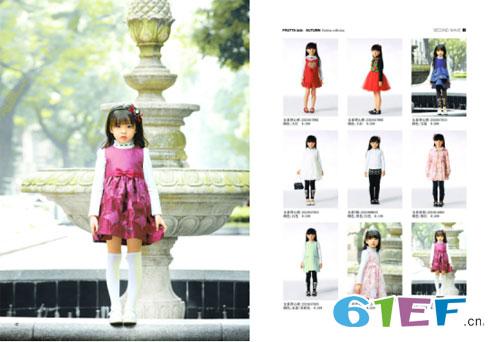 EM7公主风连衣裙 帮助每个小女孩实现她的公主梦