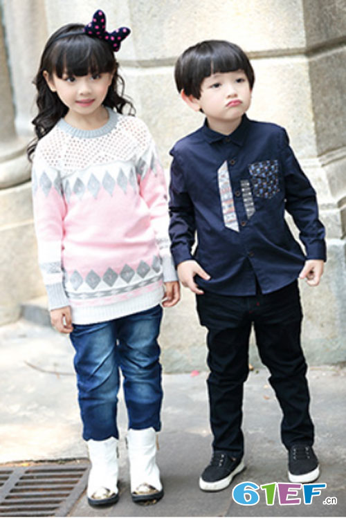 """""""韩维妮""""时尚浪漫童装 让童年时光定格为最美好的记忆"""
